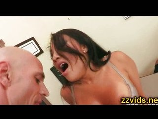 Asa Akira office turtle-dove