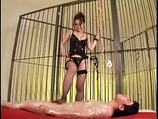 torture by godess asian