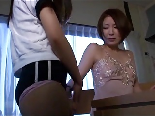 Hot Asian Schoolgirl Seduces..