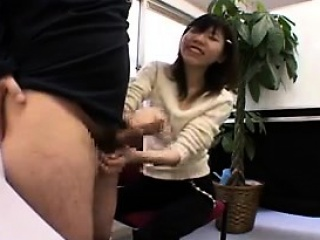 Mosaic Asian Teen Cumshot..