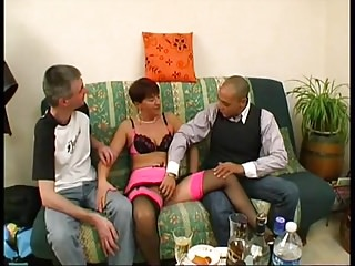 Anais gets punished beside a..