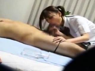 Massage from Asian babe..