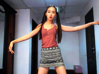 Webcam Solo Teen Pain in the..