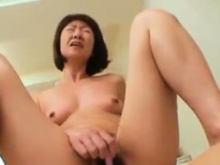 Asian Japanese Cougar Wife..